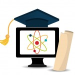 Electronic education or e-learning